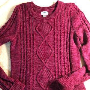 Martin old navy sweater